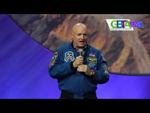 GBTA Convention 2016 Interview with Captain Scott Kelly