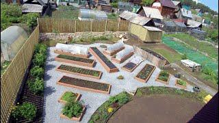 видео Строительство деревянных заборов TopSad