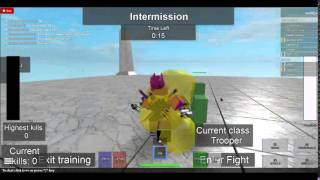 Watch as i play Strife{Alpha} on Roblox