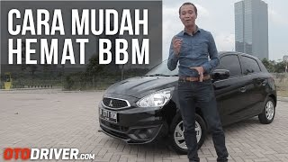 TIPS Cara Mudah Irit BBM  OtoDriver  Supported by Mitsubishi