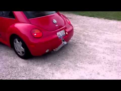 Vw new beetle tdi with a stack youtube sciox Images