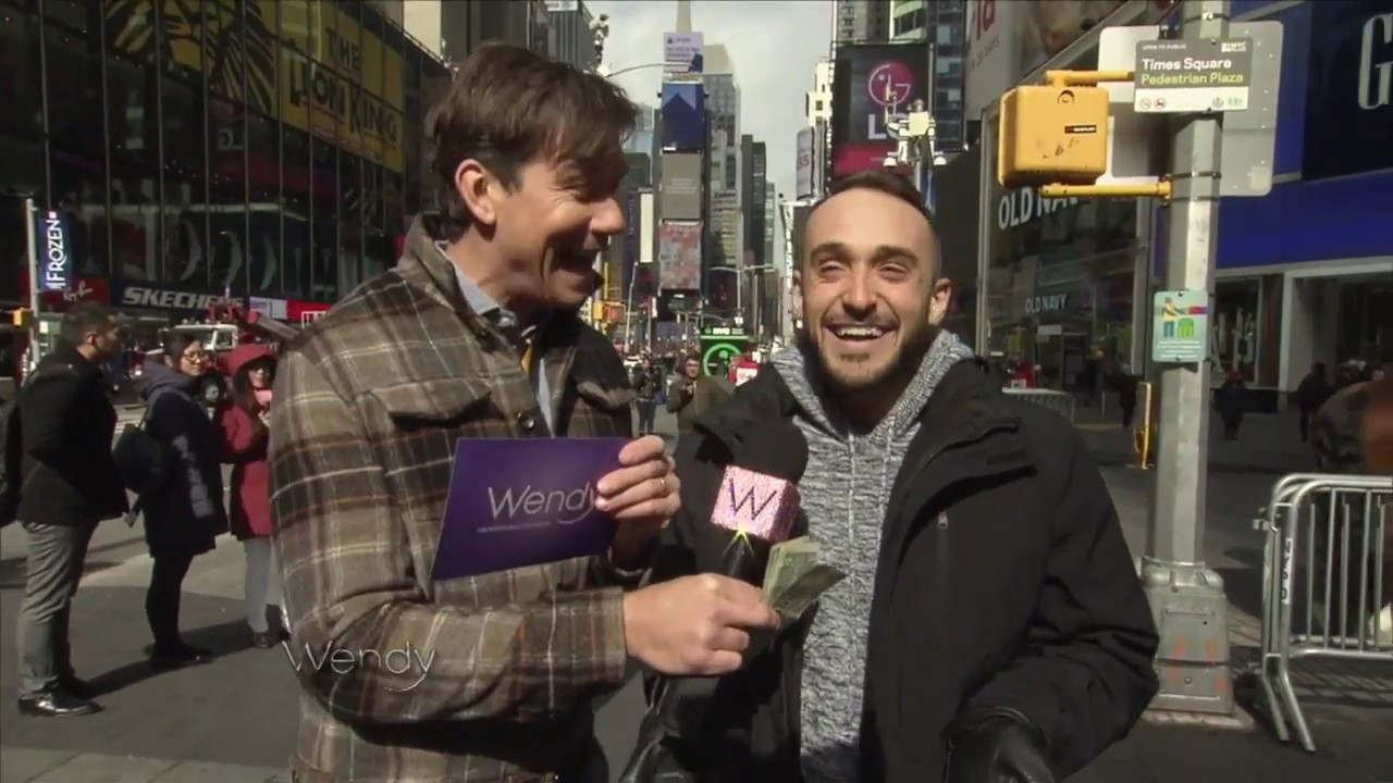 Vincent Pelligrino - Wendy Williams Show - with Jerry O'Connell
