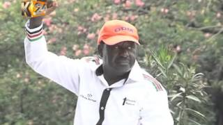 """We Won't Quit!"" IEBC now tells CORD over protest demos"
