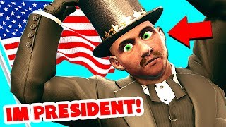 I MET THE PRESIDENT AND TOOK IT FROM HIM! (Heat Gameplay)