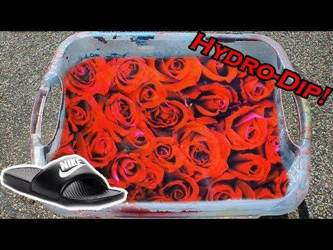 HYDRO Dipping NIKE Slides