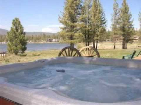 Romantic cabins in big bear youtube for Romantic big bear cabins
