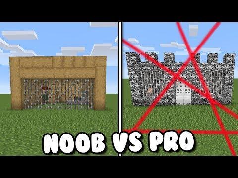PRISIÓN NOOB VS PRO EN MINECRAFT thumbnail