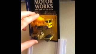 How To Make A Die Cast Car Display