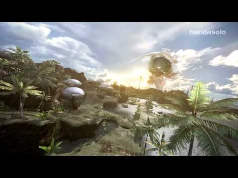 Final Fantasy XIII-2 - New Bodhum [Extended Game-Rip Version]