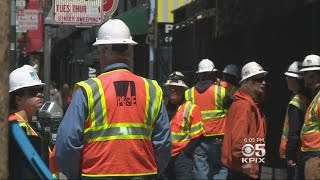 Team Coverage: Substation Fire Sparks Widespread, All-Day S.F. Power Outage