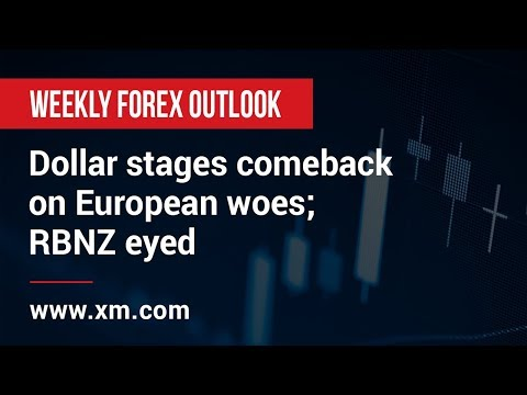 Weekly Forex Outlook: 22/03/2019 - Dollar stages comeback on European woes; RBNZ eyed