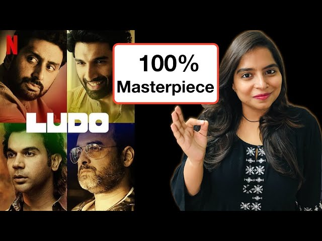 Ludo Netflix Movie REVIEW | Deeksha Sharma