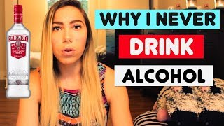 WHY I NEVER DRINK ALCOHOL (OVERCOMING MY ADDICTION)