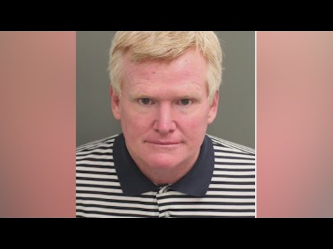 Alex Murdaugh arrested in Florida on charges stemming from Gloria Satterfield settlement case