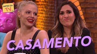 Luíza Sonza fala da rotina do seu CASAMENTO com o Whindersson! | Lady Night | Humor Multishow