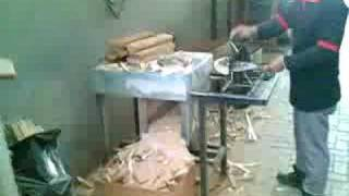 Our Innovation On Wood Cutting