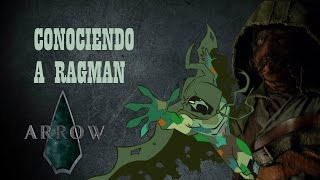 CONOCIENDO A RAGMAN! || RORY REGAN || ARROW SEASON 5 Mp3