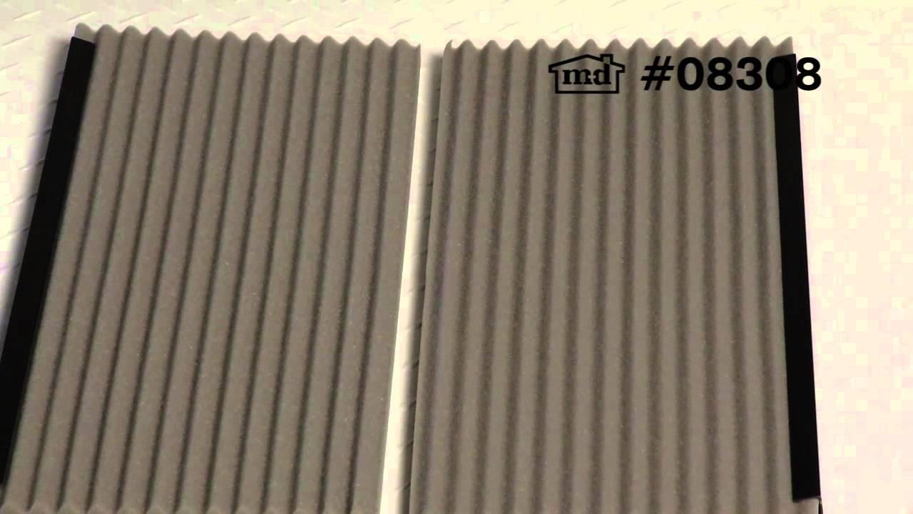 A C Side Panel Kit 9 Quot X18 Quot 2 Panels 08308 Youtube