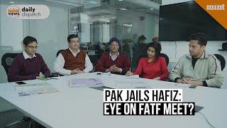Hafiz Saeed sentenced to prison in Pakistan: Mere eyewash or credible action?
