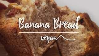 Banana Bread -  Receta