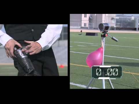Sports Science: NFL Quarterback Vs. Gunslinger