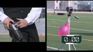 Sports Science: NFL Quarterback Vs. Gunslinger