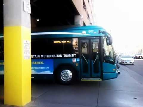 Mountain Metro Transit Colorado Springs Downtown Terminal