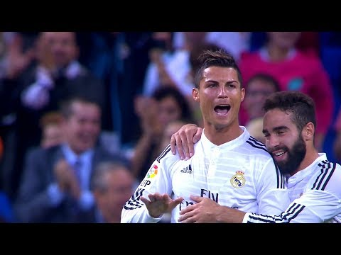 Cristiano Ronaldo - All 9 Pokers (4 Goals) in Career - 2010/2018