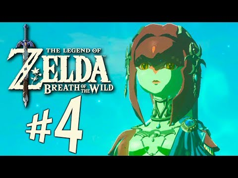 Zelda Breath of the Wild - Parte 4: Vah Ruta, Elefante Divino!!! [ Nintendo Switch - Playthrough ]