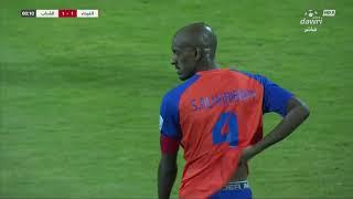 هدف الشباب الأول ضد الفيحاء آرثر كايكي في الجولة 2 من دوري كأس الأمير محمد بن سلمان