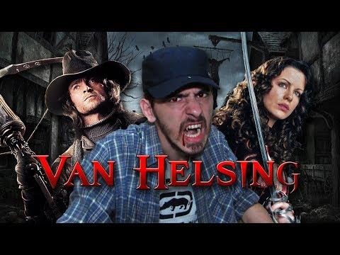 Van Helsing - ANÁLISE DO FILME
