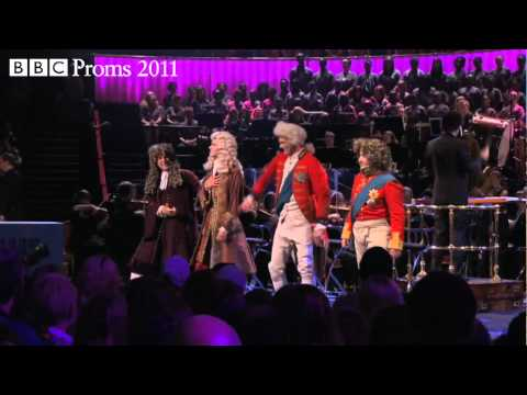 BBC Proms 2011: Horrible Histories - The 4 Georges