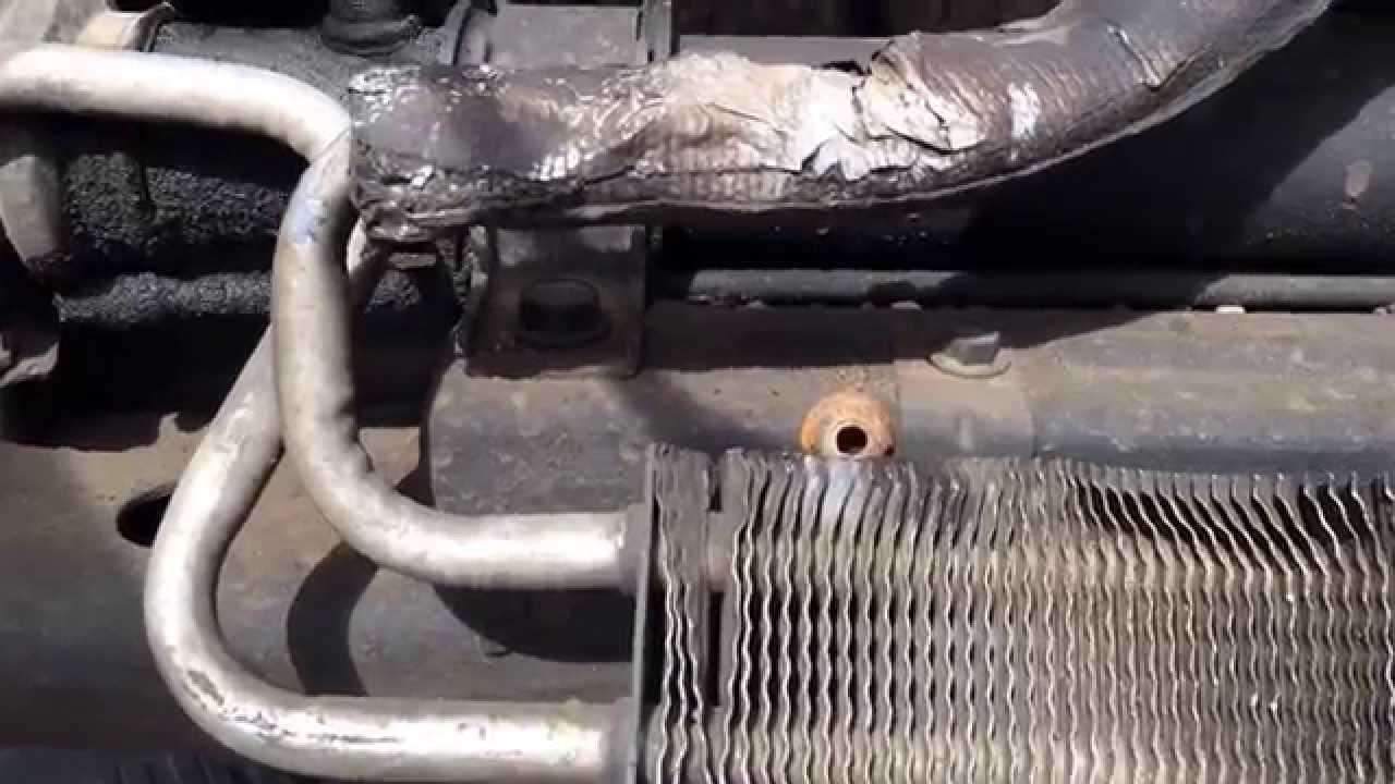 Chrysler Pt Cruiser Rack Steering Location Youtube