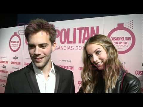 Marc Clotet y Ana de Armas, ajenos a los rumores de crisis