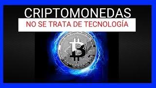 Criptomonedas Trading  [ NO SE TRATA DE TECNOLOGÍA] 