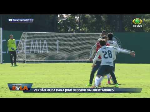 Vampeta: Palmeiras Passou Dificuldade Para Classificar