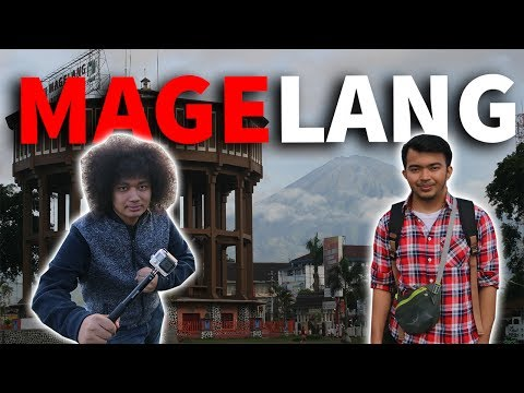 Travel Vlog #1 : Magelang lah Bray #TimSelow
