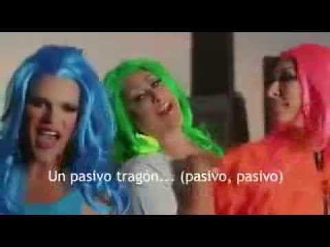 Alicia Keys feat. Nicki Minaj - Girl on Fire (Parodia Transexual)