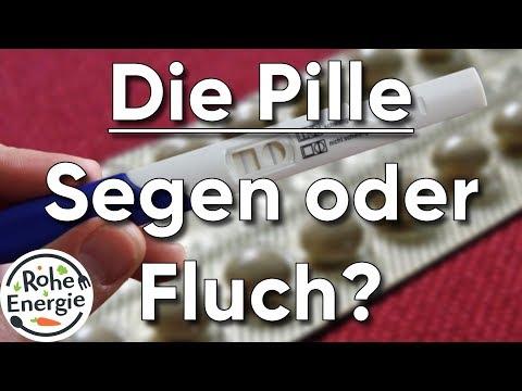DIE PILLE - SEGEN ODER FLUCH? MIT DR. MED. PETRA BRACHT