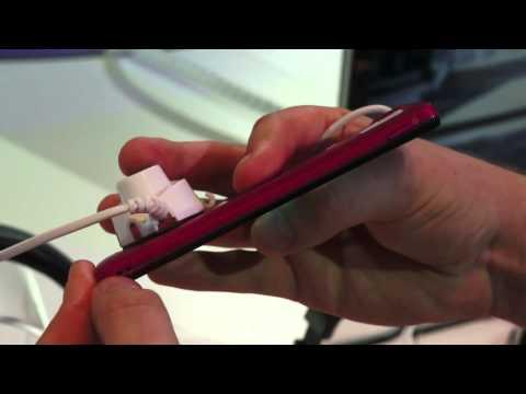 Sony Xperia TX - IFA 2012