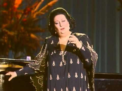 Caballe and Carreras in Moscow 1989 full Concert