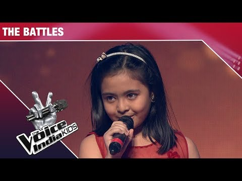 Shekinah, Gayatri and Dhanni Performs on Ajeeb Dastan Hai Yeh | The Voice India Kids | Episode 12