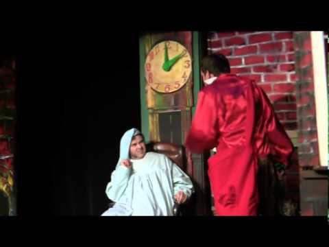 A Christmas Carol presented by the 13th Street Repertory Company