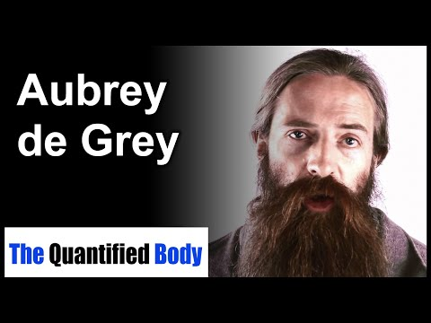 #14 Aubrey de Grey - A Framework to Increase Longevity and End Aging