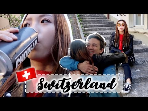 Reunited with my 'Seoul-mates' in Zurich | SWITZERLAND VLOG