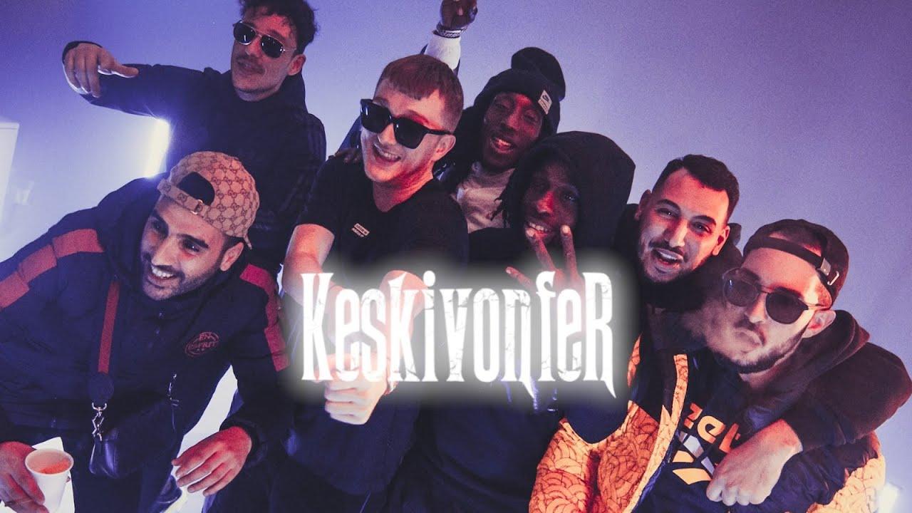 Vald - KESKIVONFER (Clip officiel)