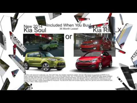 Buy One, Get Two At Team Kia NH