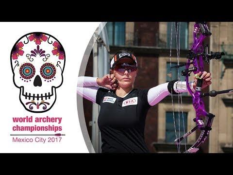 Full session: Compound Finals   Mexico City 2017 Hyundai Archery World Championships
