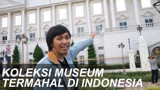 Koleksi Mobil Antik Museum Angkut