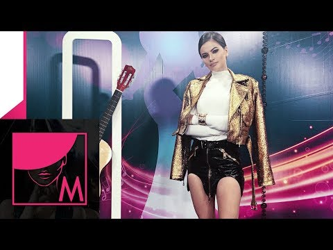 Milica Pavlovic - Gostovanje - Promocija - (TV DmSat 17.01.2019.)